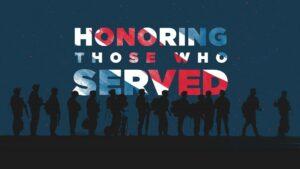 Veterans Day Program Ideas For Church
