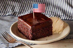 veterans day foods