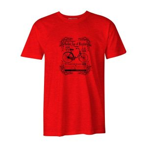 Age of bicycles heather red