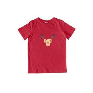 Little Monster I T-Shirt Red