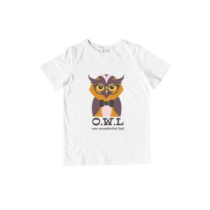 One Wonderful Lad II T-Shirt White