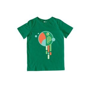 Parrot T-Shirt Kelly Green