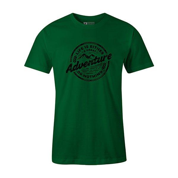 Adventure T shirt kelly