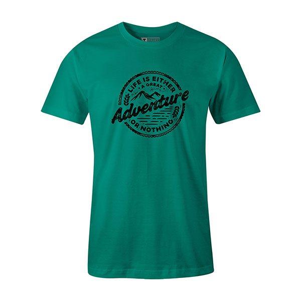 Adventure T shirt mint