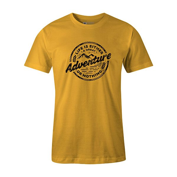 Adventure T shirt sunshine