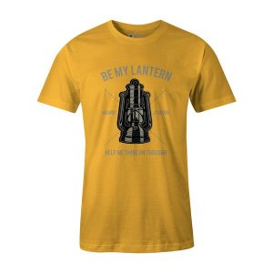 Be My Lantern T Shirt Sunshine
