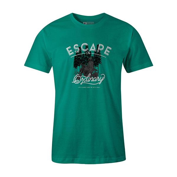 Escape The Ordinary T shirt mint