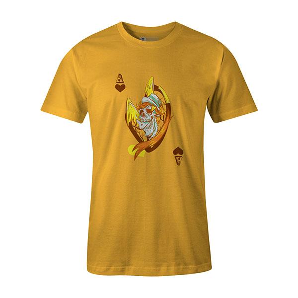 Ace of Hearts T shirt sunshine
