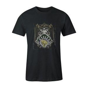 Hungry T shirt coal