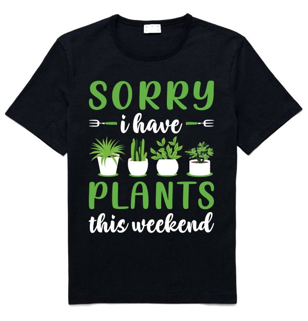 Sorry i have plants this weekend
