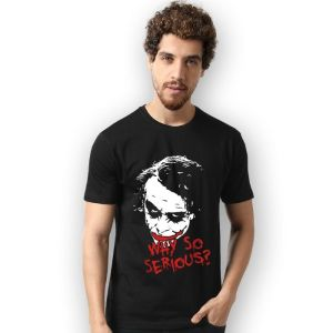 Men's T-shirts (Why so serious)