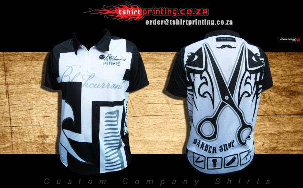 custom design barber-shop-shirts
