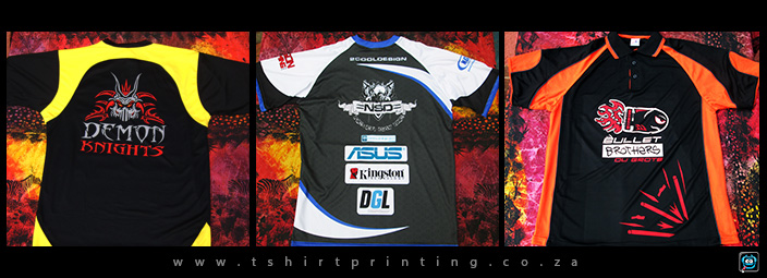 Custom printed tshirts by tshirt printing South africa