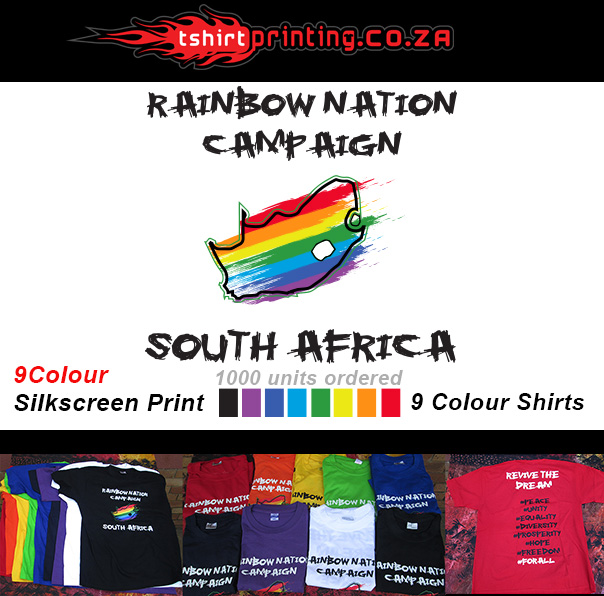 SouthAfrica-silk-screen-printed-tshirts-9colour