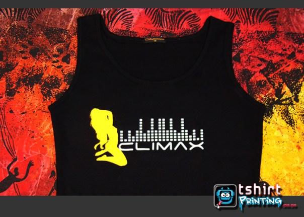 ladies-vest-printing,vinyl tshirt printing,dj lady tshirt