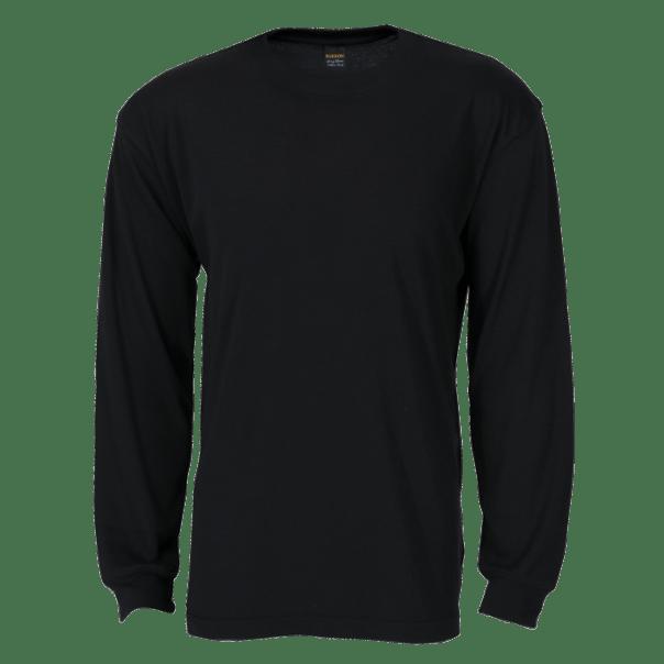 free tshirt template black long sleeve