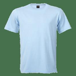sky blue blank tshirt