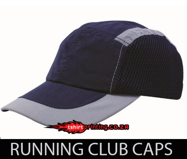 RUNNING-CLUB-CAPS