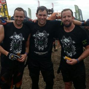 Xtreme-sports-adventure-running-team, LEX from flaweless diamond dealers in thier custom dogs of war tshirts printed by tshirtprinting.co.za