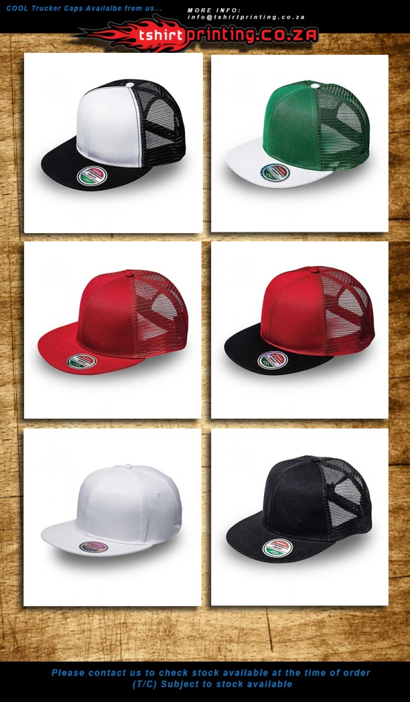 cool-truckers-snap back, flat peak caps