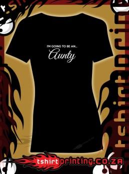 aunty shirt gift ideas