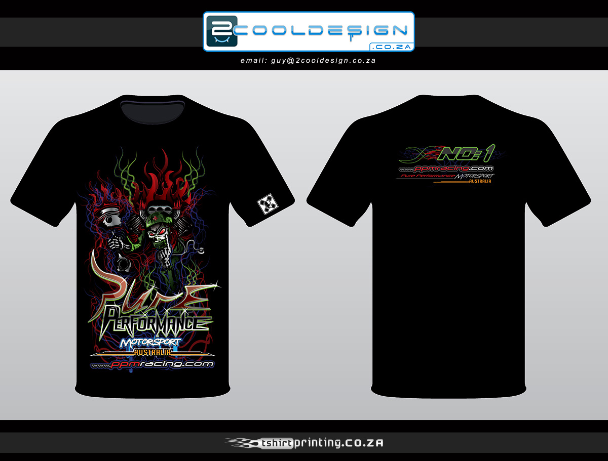 Custom tshirt design for Tee shirt logo printing