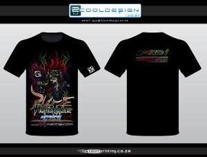 motorsport shirt design