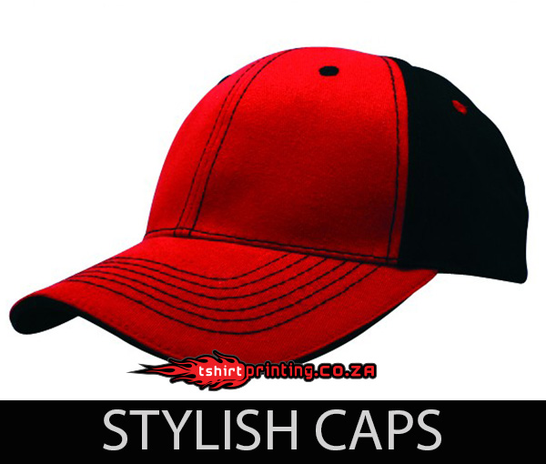 red-black-stylish-cap