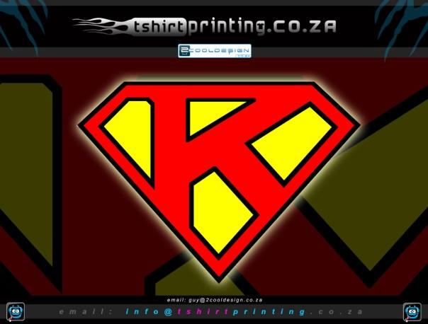 super-K-logo-super-man-letter-K
