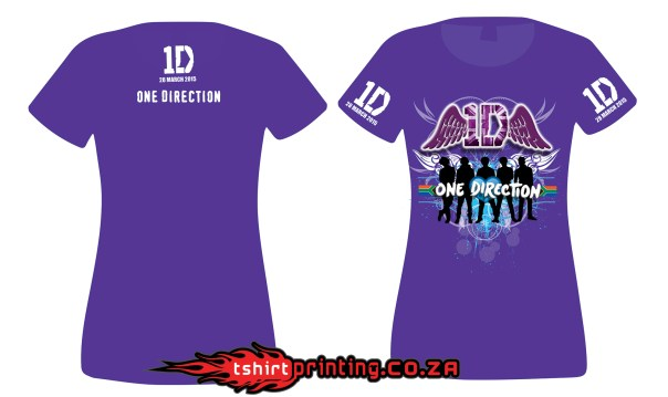 1Direction-custom-fan shirt-design