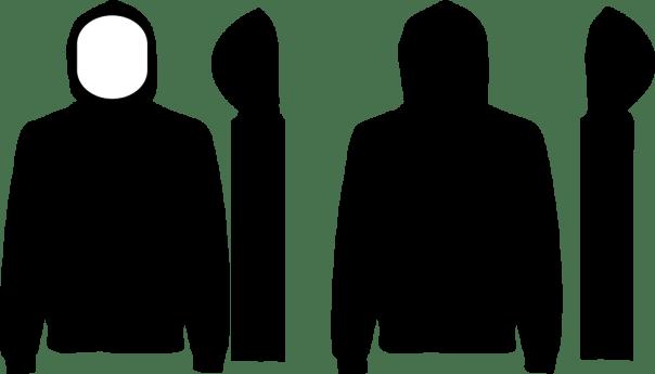 Commit error. black hoodie sweatshirt template question removed