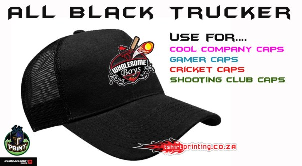 all-black-trucker-cap