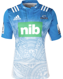 Blues Away Jersey