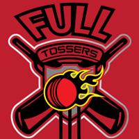 full tossers cricket team logo by tshirtprinting.co.za