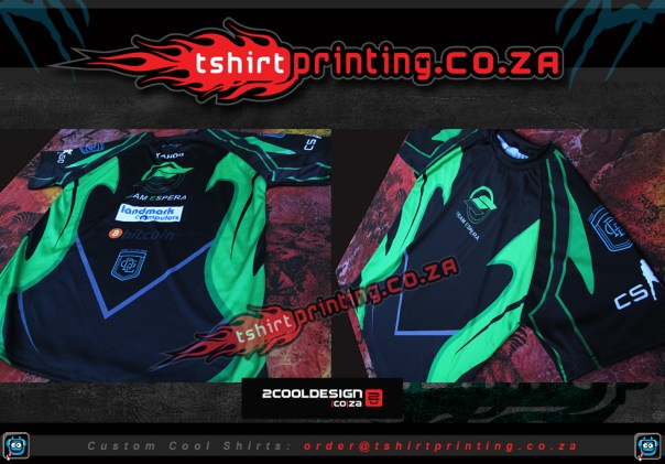 esport shirt south Africa teams