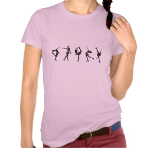 Ice / Figure Skating Shirts