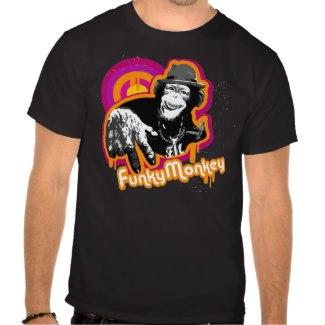 Monkey Shirts and T-Shirts