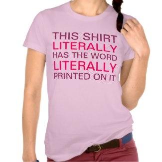 English Grammar Shirts