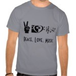 Peace Love Shirts