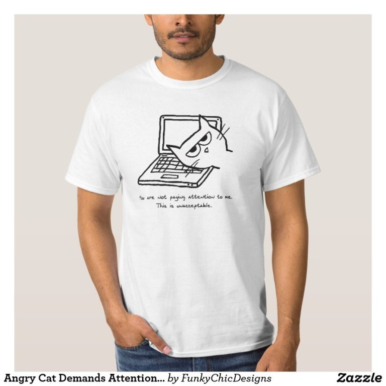 Cat Lovers Shirts and T-Shirts
