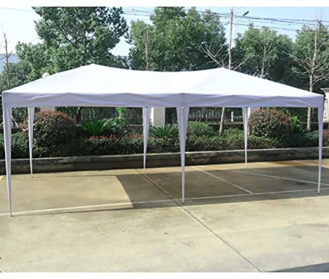 Inch X Inch Ez Pop Up Canopy Tent Instant Canopy Party Tent W Free Carry