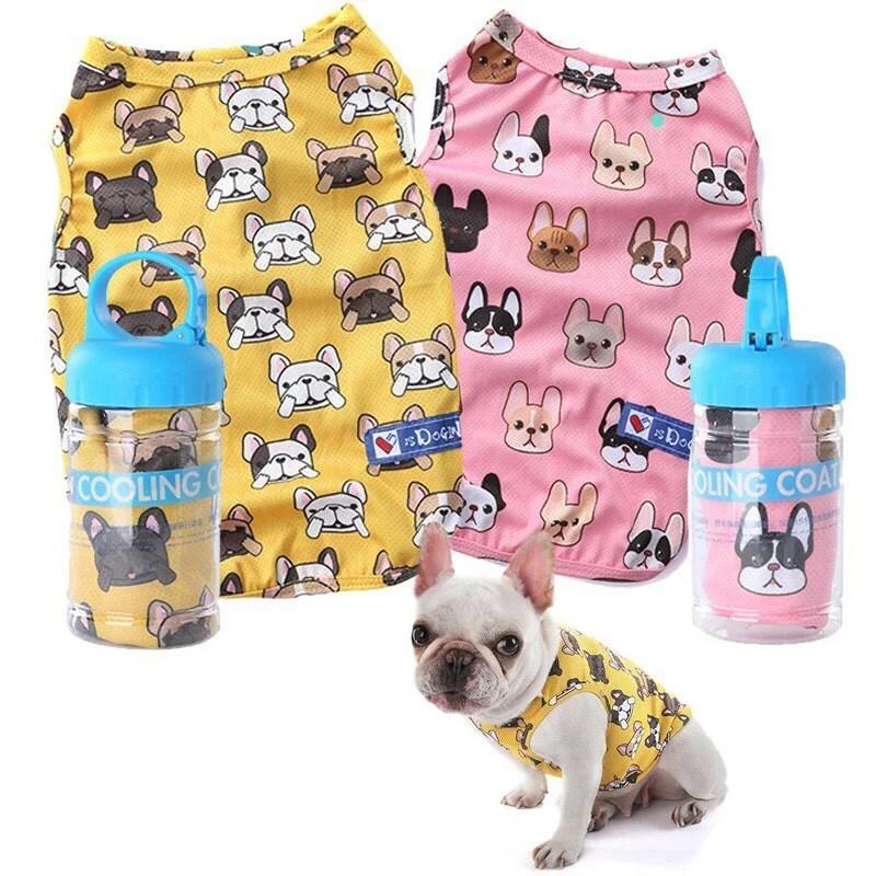 寵物降溫涼感衣【C00067】   夏至末至寵物生活館 - Rakuten樂天市場