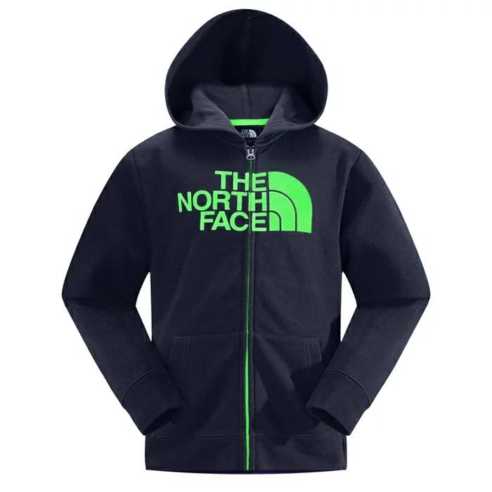 歡樂血拼大隊 好康報報【鄉野情戶外專業】The North Face -美國- LOGO 連帽外套 男童/CSE2哪裡買-3c產品推薦