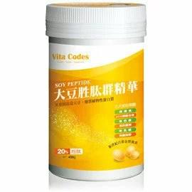 大侑 Vita Codes 大豆勝肽群精華罐裝450g | 北極熊有機生活館 - Rakuten樂天市場