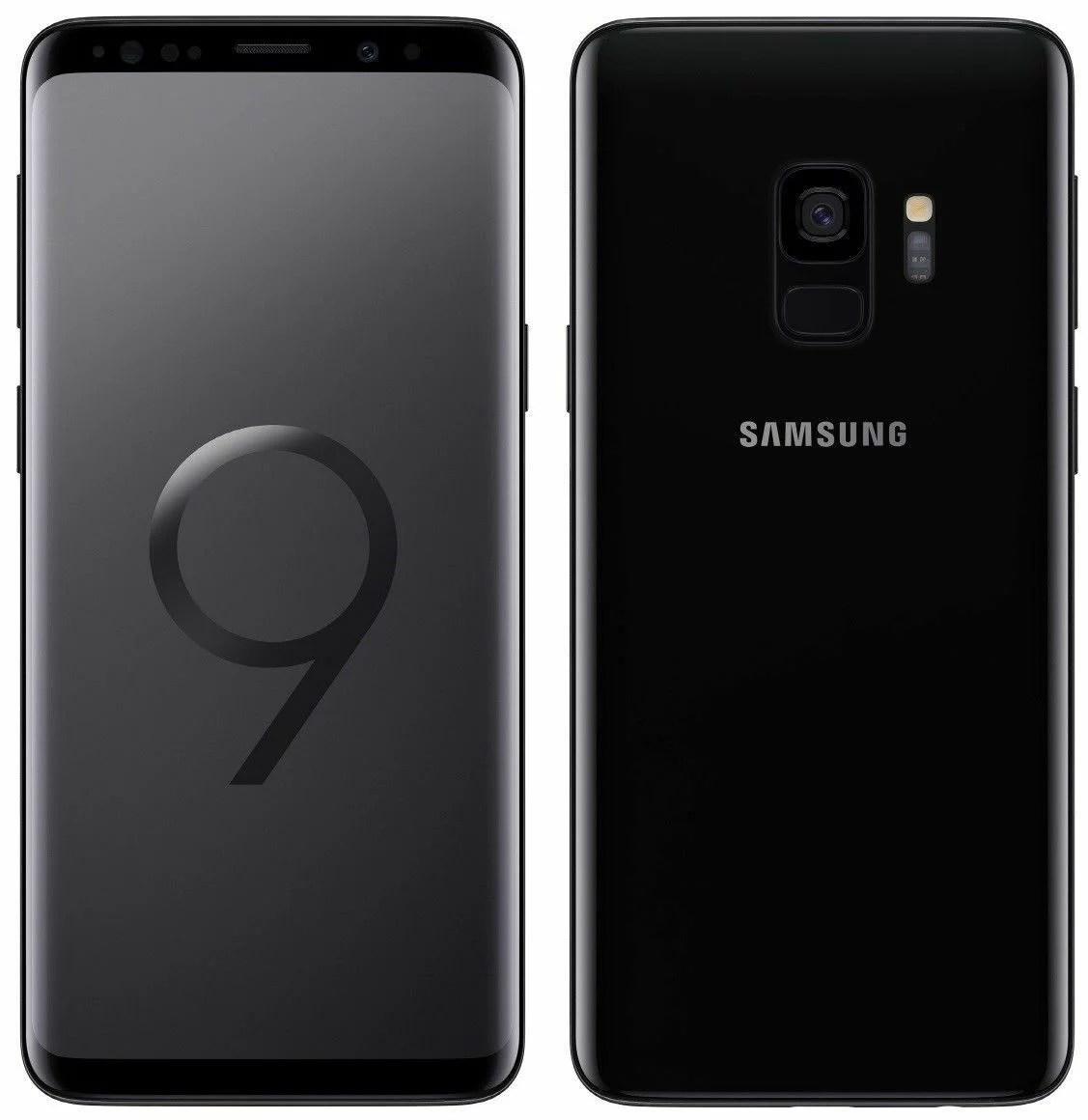 Samsung Galaxy S9 Sm G960f Ds 64gb Dual Sim Factory Unlocked Midnight Black Sold By Sobeonline1 Rakuten Com Shop