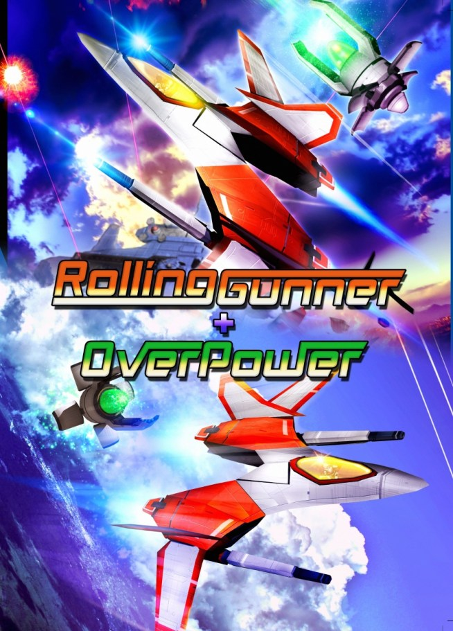 Nintendo Switch Rolling Gunner + Over Power