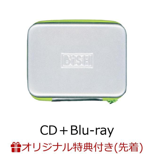 BiSH 【楽天ブックス限定先着特典】KiND PEOPLE / リズム (CD+Blu-ray+PHOTOBOOK) (初回生産限定盤[BOX仕様]) (オリジナル特典ステッカーC付き)