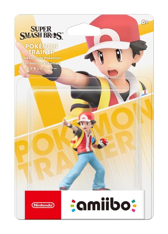 Nintendo Switch amiibo ポケモントレーナー(大乱闘スマッシュブラザーズシリーズ)