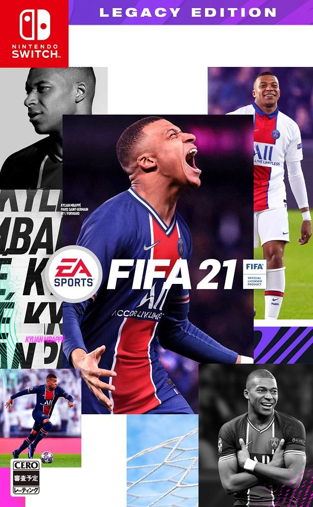 Nintendo Switch FIFA 21 LEGACY EDITION