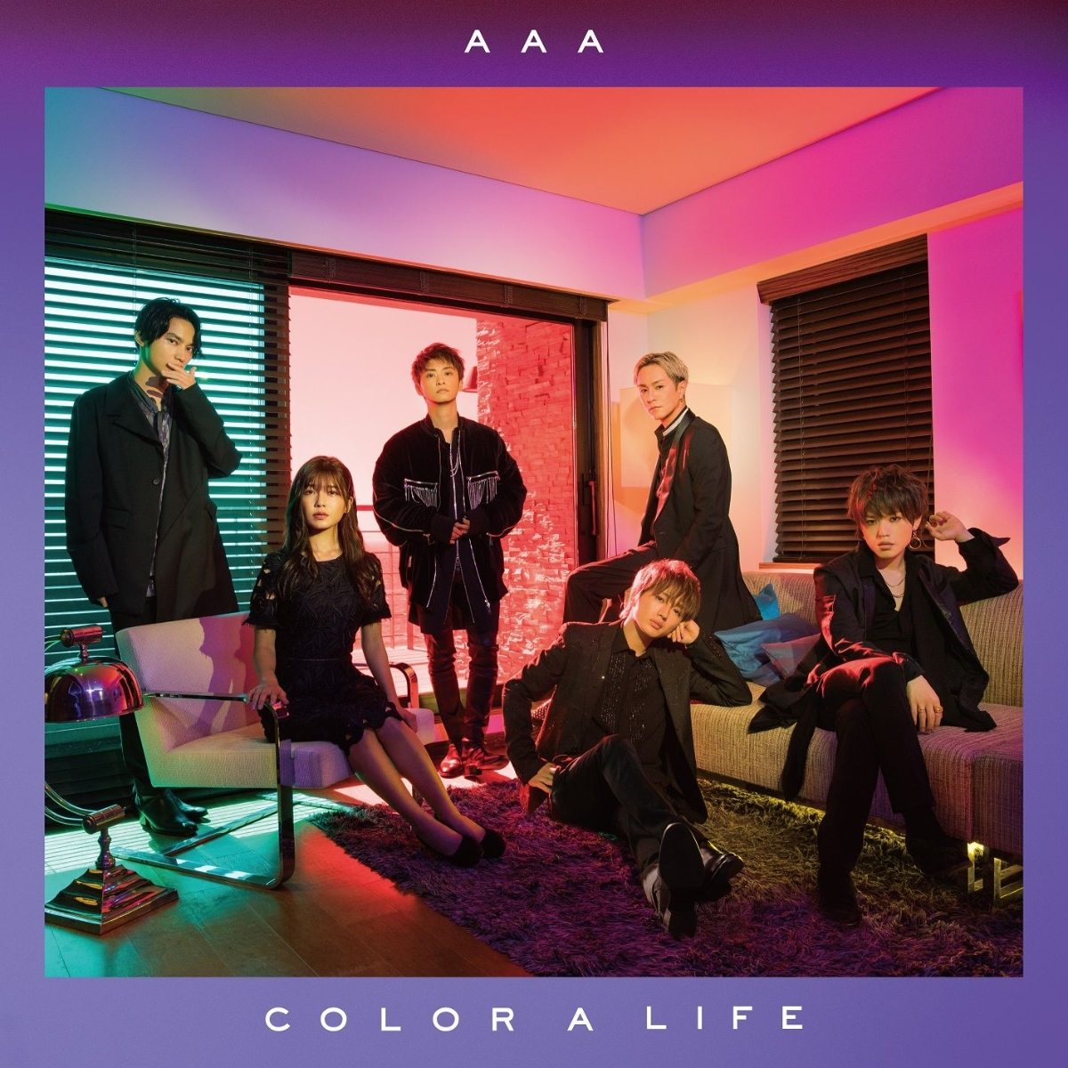 【予約】COLOR A LIFE (CD+DVD+スマプラ)